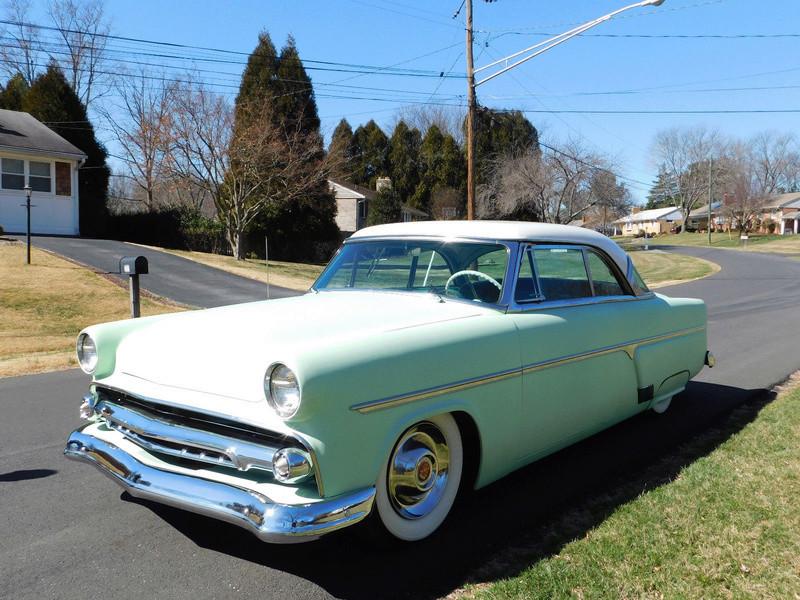 Ford 1952 - 1954 custom & mild custom - Page 10 2314