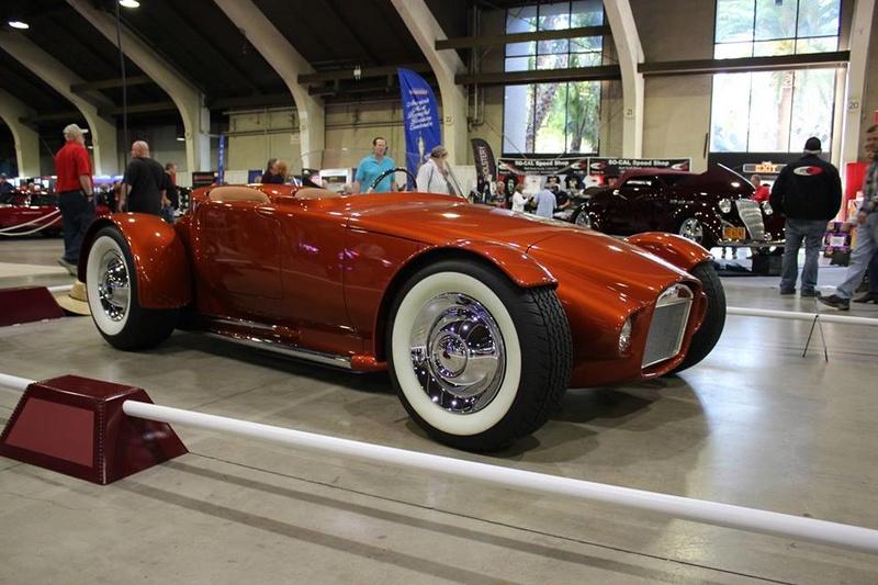 Dan Hostetters - 1927 Ford roadster 26992010