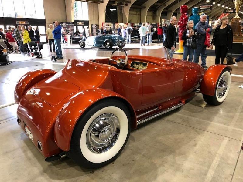 Dan Hostetters - 1927 Ford roadster 27459210