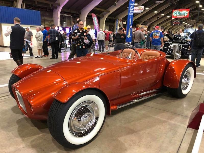 Dan Hostetters - 1927 Ford roadster 27540010