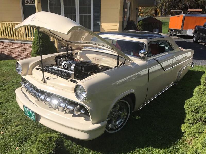 Mercury 1952 - 54 custom & mild custom - Page 5 314