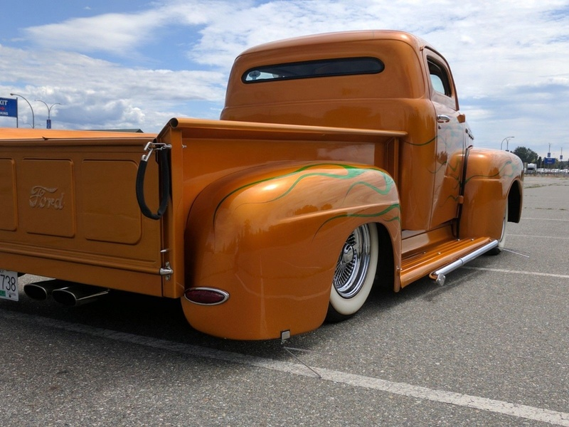 Ford¨Pick up 1948 - 1951 custom & mild custom - Page 2 326