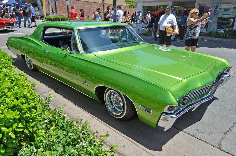 Uptown Whittier car show 2018 34637611