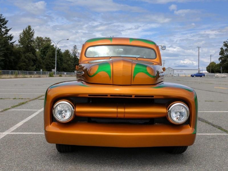 Ford¨Pick up 1948 - 1951 custom & mild custom - Page 2 425