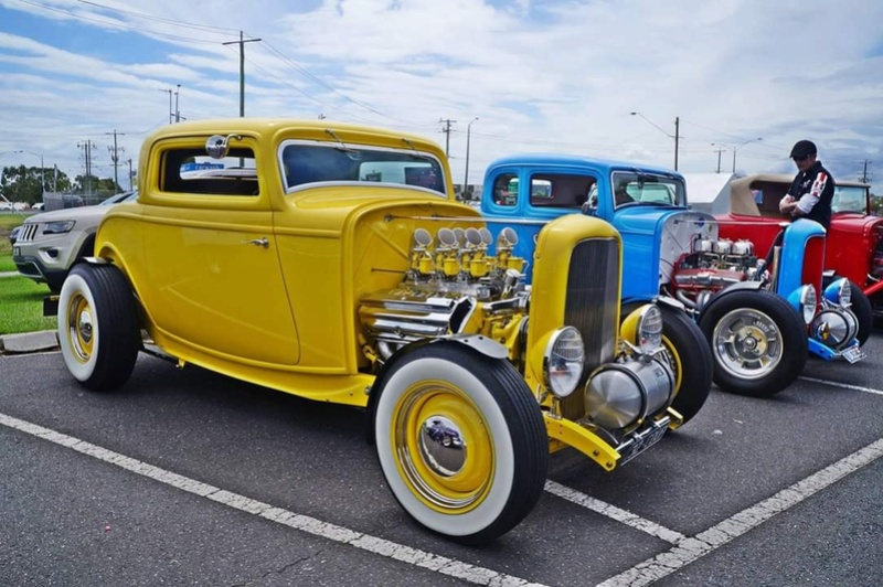 1932 Ford hot rod - Page 14 46939110