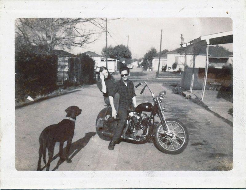 Photo Vintage -vintage pics - Chopper & Bobber - Page 3 47053810