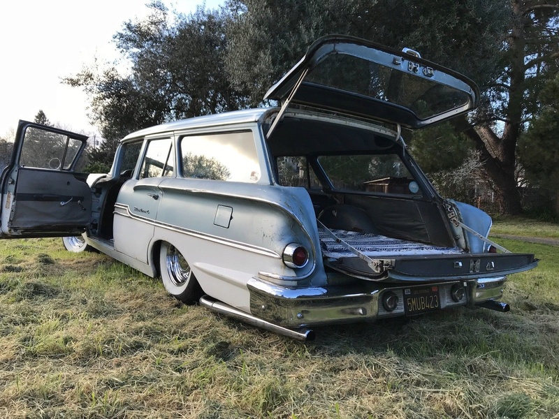 Chevy 1958 custom & mild custom - Page 7 4710