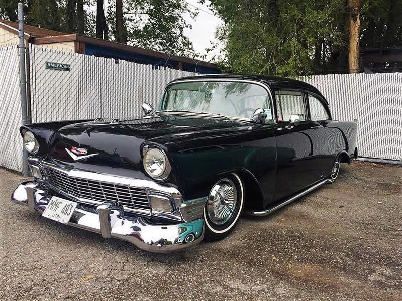 Chevy 1956 custom & mild custom - Page 4 47207710