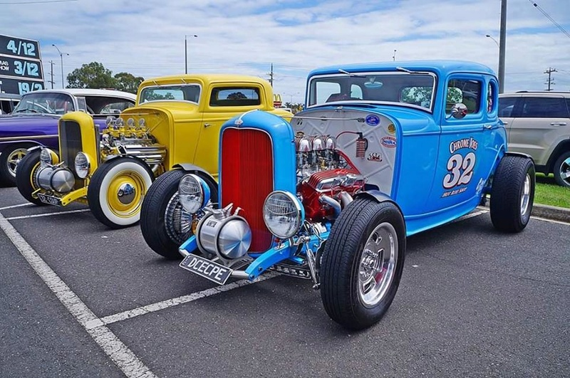 1932 Ford hot rod - Page 14 47301710