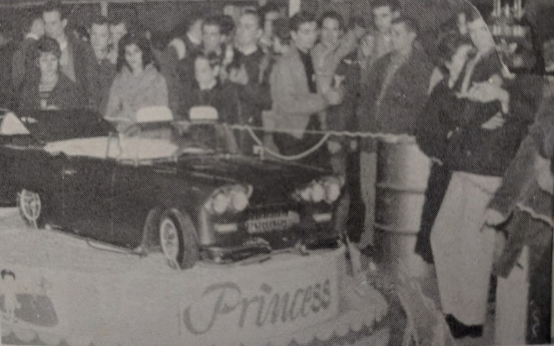The Princess and the Pirates - Irvin Kirschner's 1955 Chevrolet 47378810
