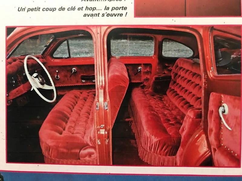 Ford Vedette Custom & mild custom 47451810