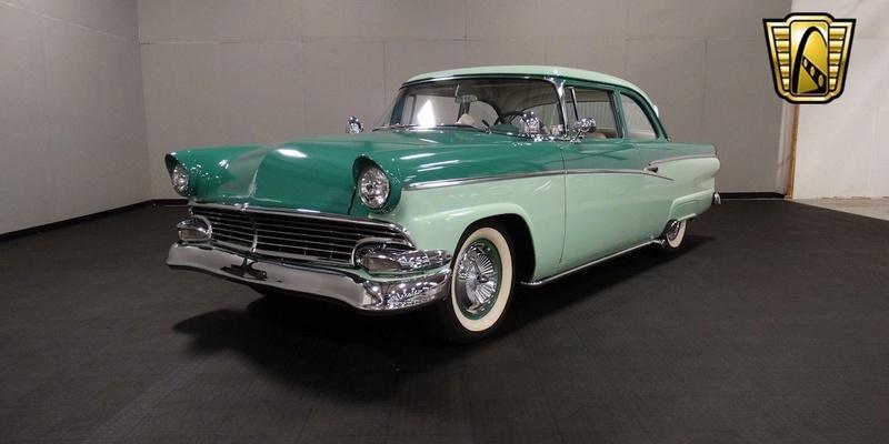 Ford 1955 - 1956 custom & mild custom - Page 7 5610