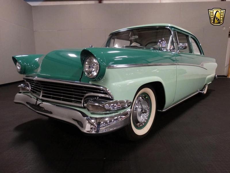 Ford 1955 - 1956 custom & mild custom - Page 7 5810