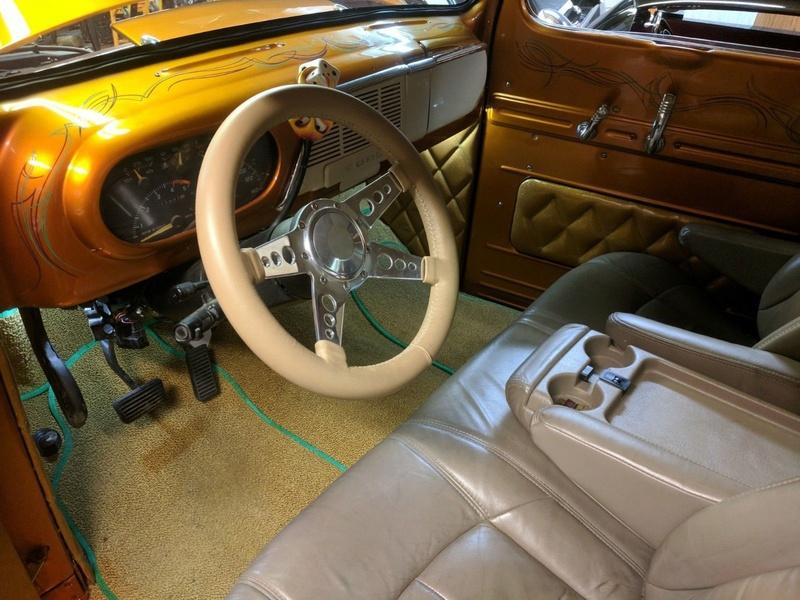Ford¨Pick up 1948 - 1951 custom & mild custom - Page 2 623
