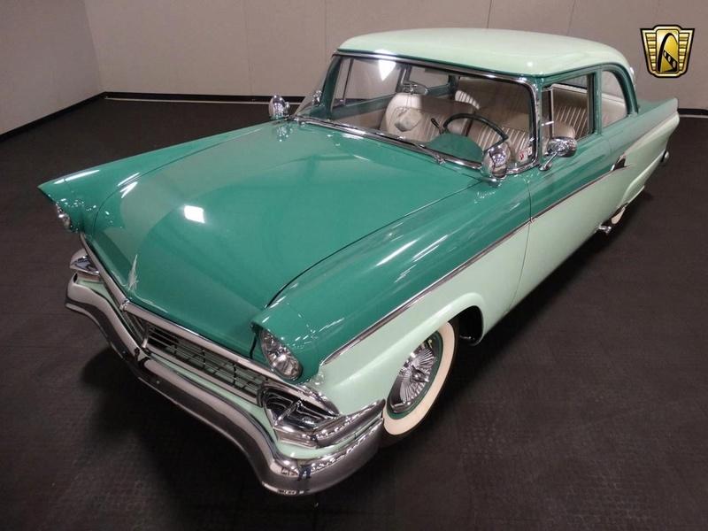Ford 1955 - 1956 custom & mild custom - Page 7 6510