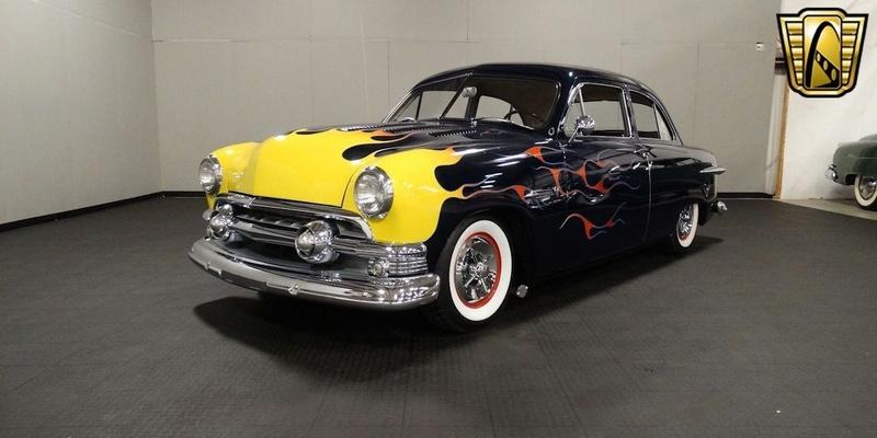 Ford 1949 - 50 - 51 (shoebox) custom & mild custom galerie - Page 26 6610