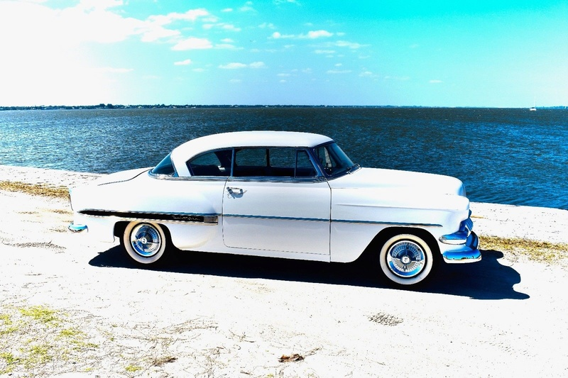 Chevy 1953 - 1954 custom & mild custom galerie - Page 14 721