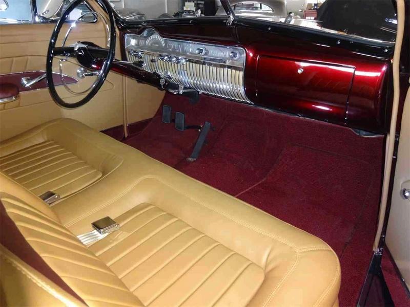 1950 Mercury - Rick Dore 910
