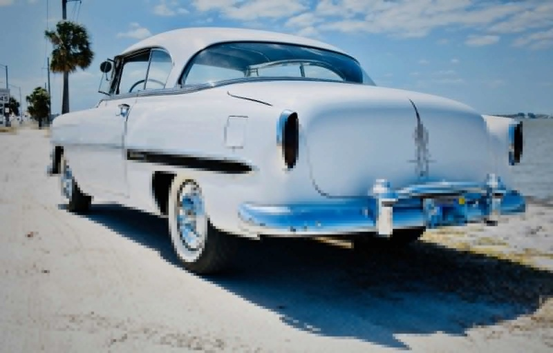Chevy 1953 - 1954 custom & mild custom galerie - Page 14 920