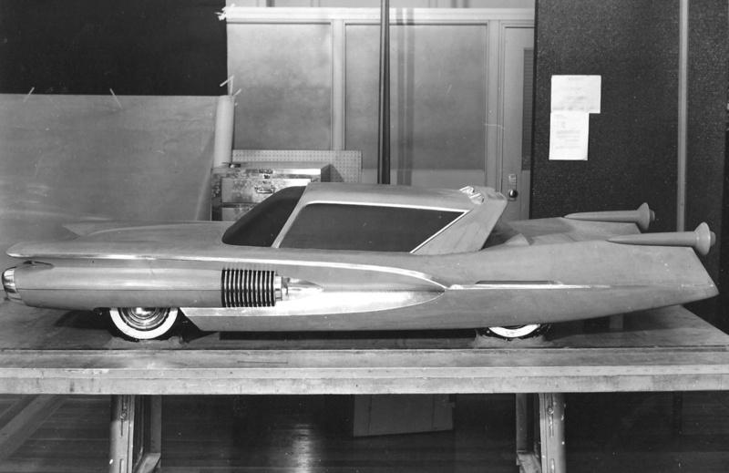Prototype, maquette et exercice de style - concept car & style - Page 3 99618810