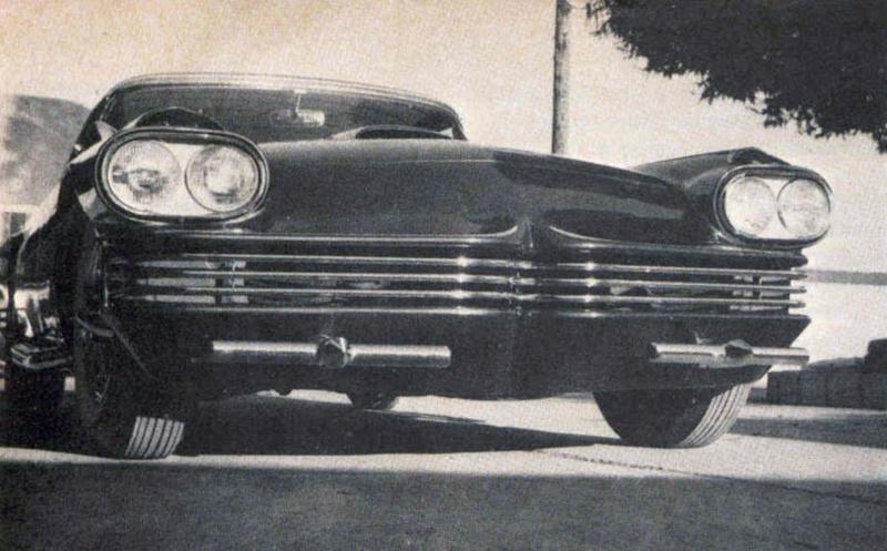 1955 Ford Thunderbird - Candy Bird - Joe Castro -  Joe Bailon Candyb10