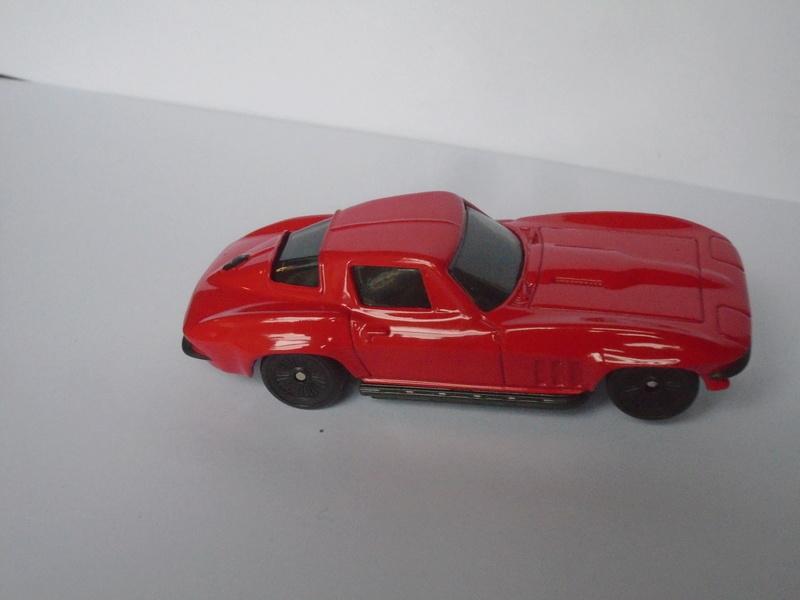 Mattel 1/50 Fast and Furious séries - Ford 1955 - Chevrolet Corvette 1966 Dsc02019