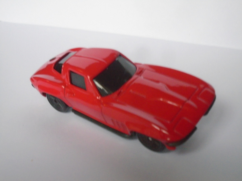 Mattel 1/50 Fast and Furious séries - Ford 1955 - Chevrolet Corvette 1966 Dsc02020