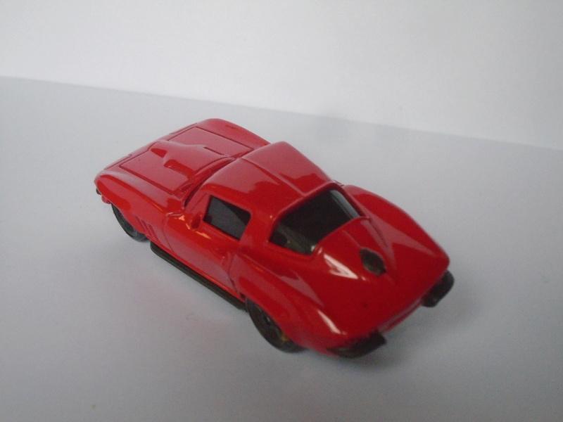 Mattel 1/50 Fast and Furious séries - Ford 1955 - Chevrolet Corvette 1966 Dsc02021