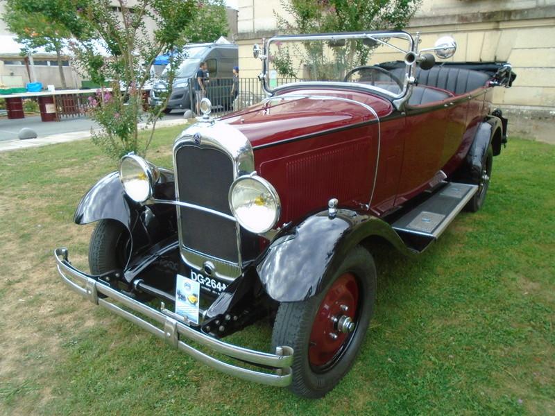 Bourse et concentration & exposition de véhicules anciens et de collection Bazas (33) Juillet 2017 Dsc08116
