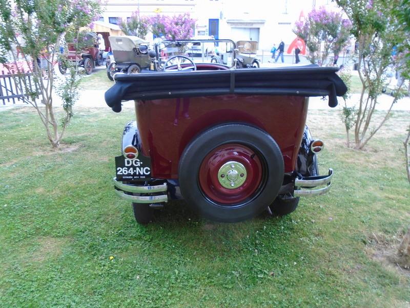 Bourse et concentration & exposition de véhicules anciens et de collection Bazas (33) Juillet 2017 Dsc08121