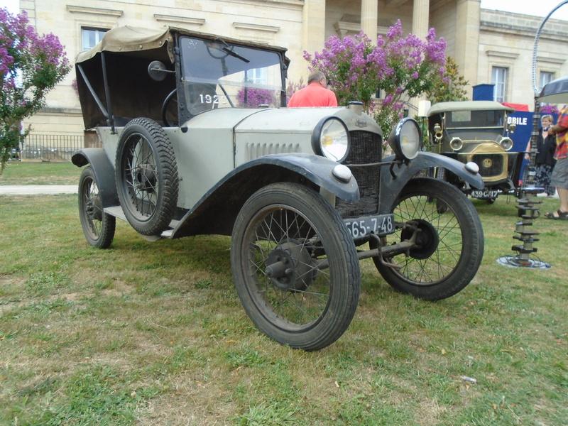 Bourse et concentration & exposition de véhicules anciens et de collection Bazas (33) Juillet 2017 Dsc08125