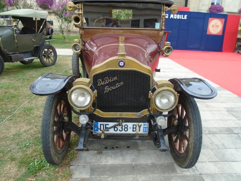 Bourse et concentration & exposition de véhicules anciens et de collection Bazas (33) Juillet 2017 Dsc08126