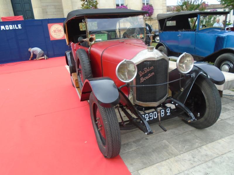 Bourse et concentration & exposition de véhicules anciens et de collection Bazas (33) Juillet 2017 Dsc08131