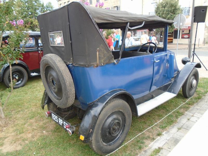 Bourse et concentration & exposition de véhicules anciens et de collection Bazas (33) Juillet 2017 Dsc08132