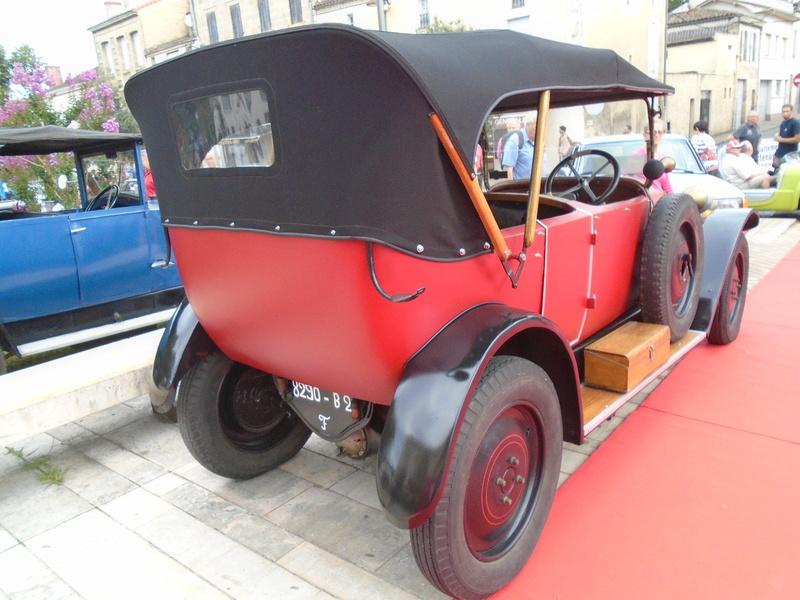 Bourse et concentration & exposition de véhicules anciens et de collection Bazas (33) Juillet 2017 Dsc08133