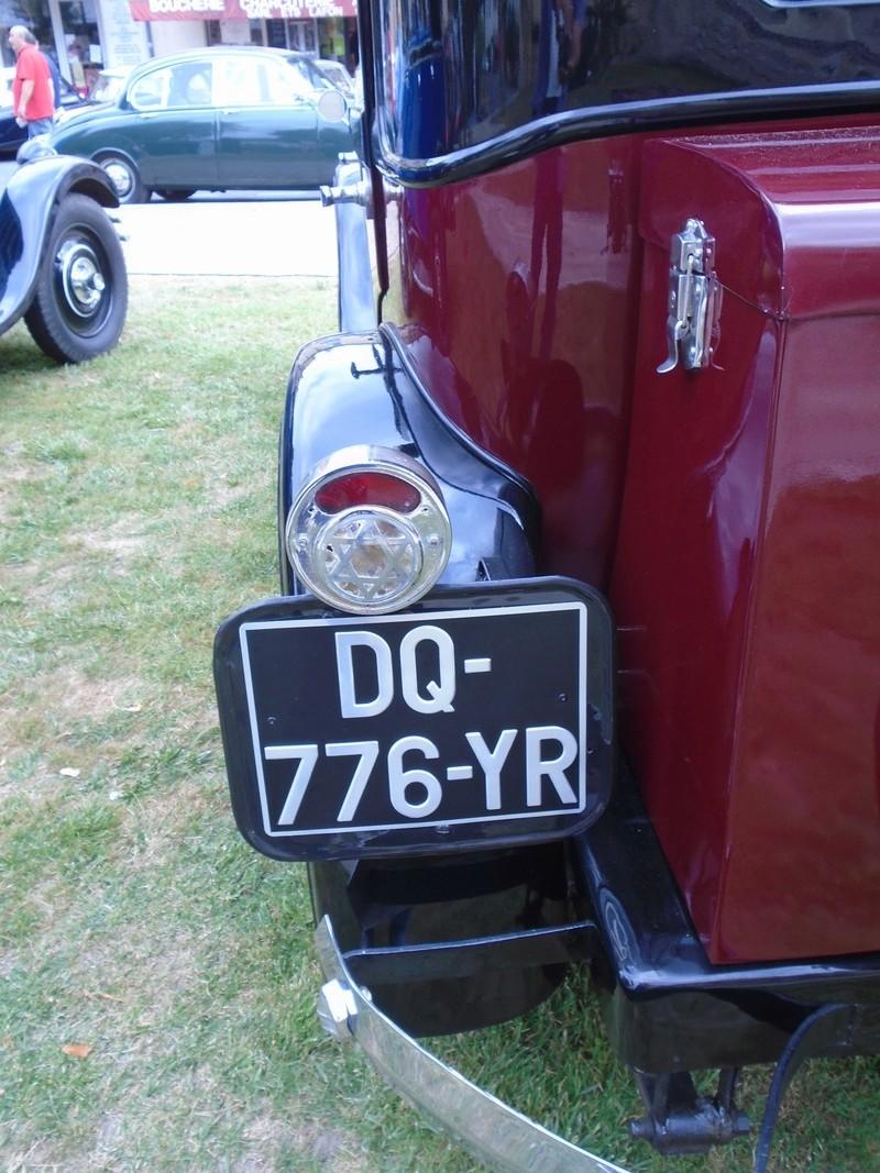 Bourse et concentration & exposition de véhicules anciens et de collection Bazas (33) Juillet 2017 Dsc08135