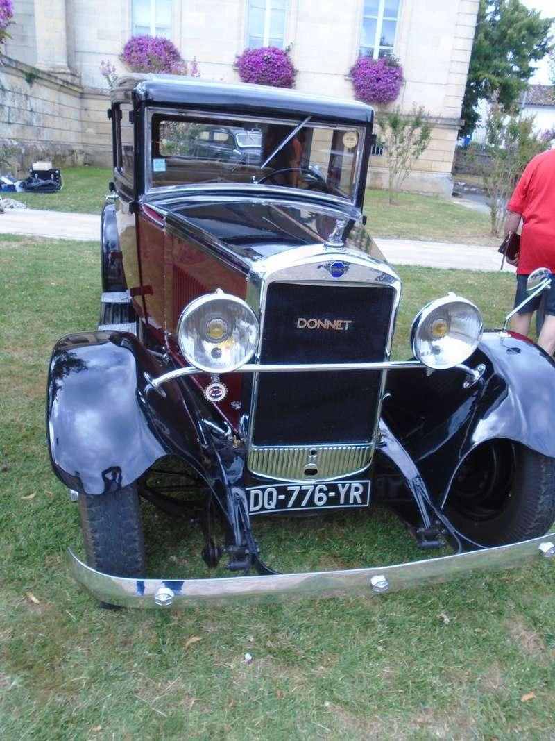 Bourse et concentration & exposition de véhicules anciens et de collection Bazas (33) Juillet 2017 Dsc08136