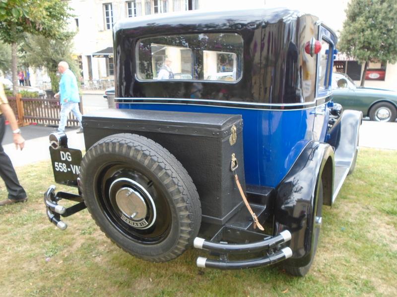 Bourse et concentration & exposition de véhicules anciens et de collection Bazas (33) Juillet 2017 Dsc08138
