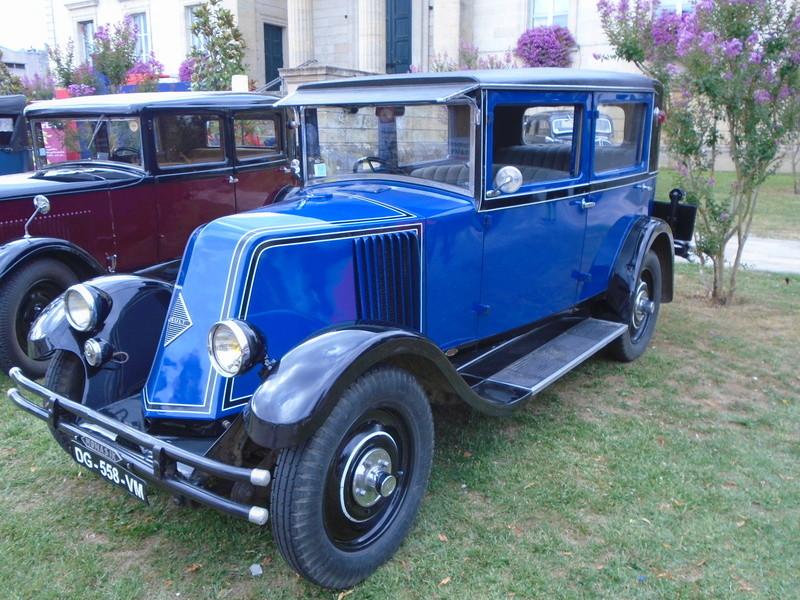 Bourse et concentration & exposition de véhicules anciens et de collection Bazas (33) Juillet 2017 Dsc08139