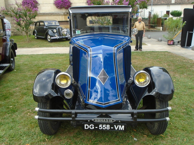 Bourse et concentration & exposition de véhicules anciens et de collection Bazas (33) Juillet 2017 Dsc08140