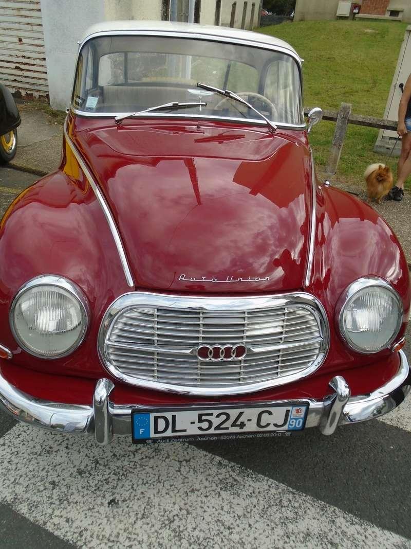 Bourse et concentration & exposition de véhicules anciens et de collection Bazas (33) Juillet 2017 Dsc08148
