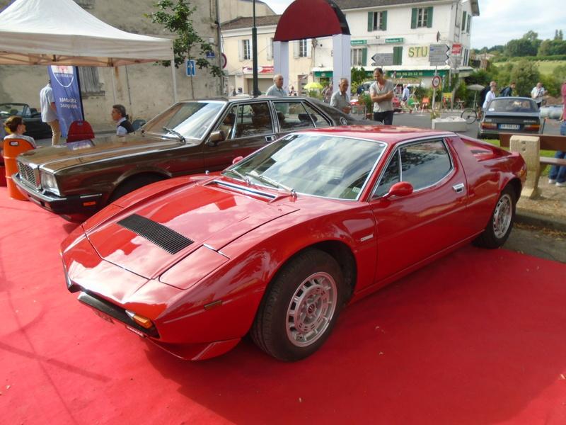 Bourse et concentration & exposition de véhicules anciens et de collection Bazas (33) Juillet 2017 Dsc08171