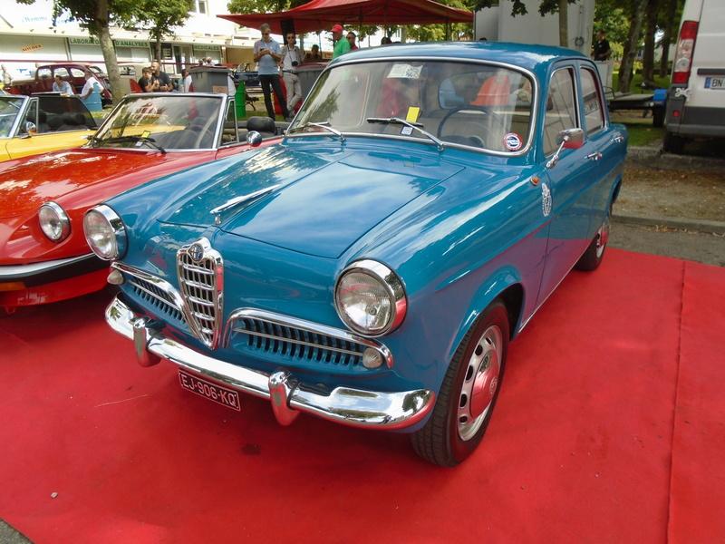 Bourse et concentration & exposition de véhicules anciens et de collection Bazas (33) Juillet 2017 Dsc08173