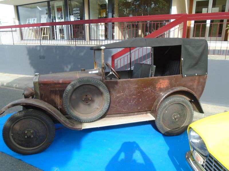 Bourse et concentration & exposition de véhicules anciens et de collection Bazas (33) Juillet 2017 Dsc08180