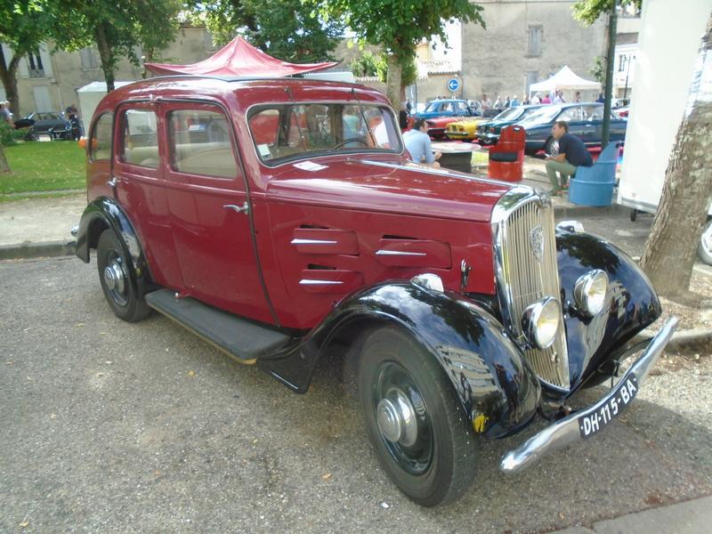 Bourse et concentration & exposition de véhicules anciens et de collection Bazas (33) Juillet 2017 Dsc08181