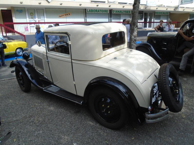 Bourse et concentration & exposition de véhicules anciens et de collection Bazas (33) Juillet 2017 Dsc08183