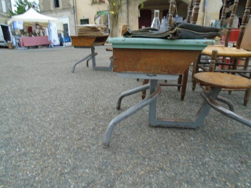 Bourse et concentration & exposition de véhicules anciens et de collection Bazas (33) Juillet 2017 Dsc08191