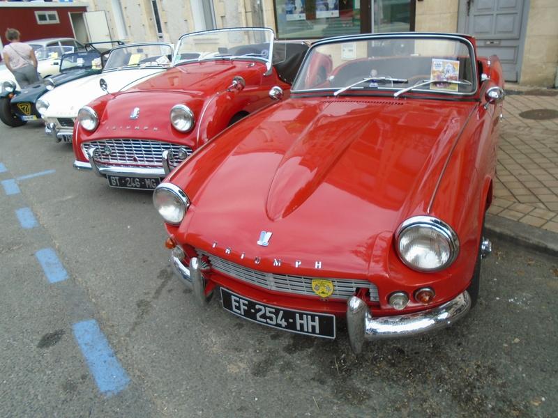 Bourse et concentration & exposition de véhicules anciens et de collection Bazas (33) Juillet 2017 Dsc08243
