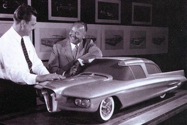 Prototype, maquette et exercice de style - concept car & style - Page 3 Edseld10