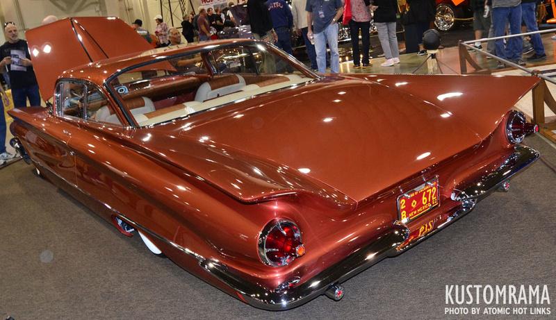 1960 Buick LeSabre - John Burke Gnrs2013